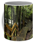 Jungle Walkway Coffee Mug