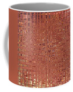 Jungles Of Pink Lines Coffee Mug