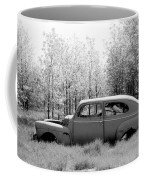 Junked Ford Car Coffee Mug