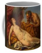 Jupiter And Antiope Coffee Mug