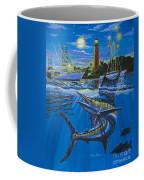 Jupiter Boat Parade Coffee Mug