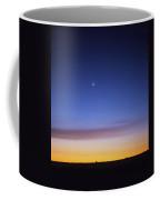 Jupiter, Mercury And The Moon Coffee Mug