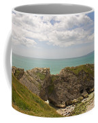 Jurassic Coast At Lulworth Coffee Mug