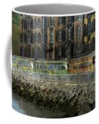 Jurassic Trolleys Coffee Mug