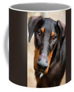 Just A Doberman Coffee Mug