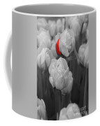 Just A Little Red Coffee Mug