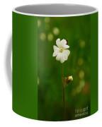 Just A Little White Flower Coffee Mug