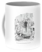 Just A Moment Coffee Mug