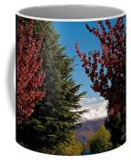 Just A Peak Coffee Mug