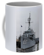 Just Another Battleship Photo Of The Uss Joseph P Kennedy Jr  Coffee Mug