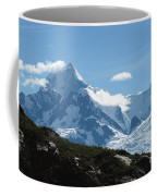 Just Another Snow-capped Mt Coffee Mug