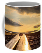 Just Before Sunrise Coffee Mug by Bob Orsillo