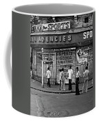 Just Buddies Bw Coffee Mug