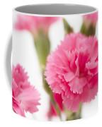 Just Carnations Coffee Mug