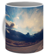 Just Down The Road Coffee Mug by Laurie Search