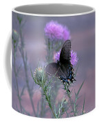 Just Fluttering By Coffee Mug