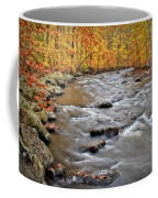 Just Going With The Flow Coffee Mug