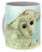 Just One Little Lamb Coffee Mug