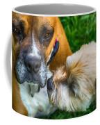Just One Little Smooch Coffee Mug by Barry Jones