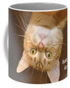 Just Peeking In Coffee Mug