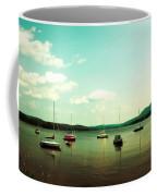 Just Sail Boats Coffee Mug