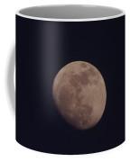 Just The Moon Coffee Mug by Jeff Swan