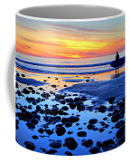 Just The Right Moment Coffee Mug by Julianne Bradford