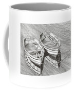 Two Dinghy Friends Just The Two Of Us Coffee Mug