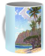 Kaaawa Beach - Oahu Coffee Mug