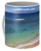 Kaanapali Ocean Aerial Coffee Mug