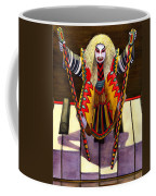 Kabuki Chopsticks 1 Coffee Mug