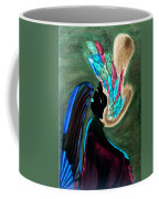 Kabuki Theatre Gone Wild Coffee Mug