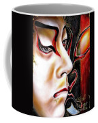 Kabuki Three Coffee Mug