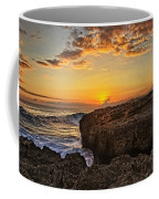 Kaena Point Sunset Coffee Mug