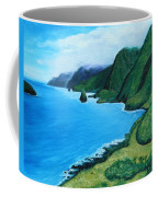 Kalaupapa Peninsula Coffee Mug