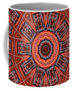 Kaleidoscope 40 Coffee Mug