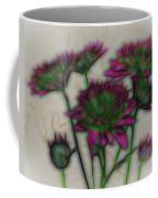 Kaleidoscope Bouquet Coffee Mug