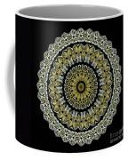 Kaleidoscope Ernst Haeckl Sea Life Series Steampunk Feel Coffee Mug by Amy Cicconi