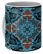 Kaleidoscope Flower 2 Coffee Mug
