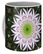 Kaleidoscope Pink Daisy Coffee Mug