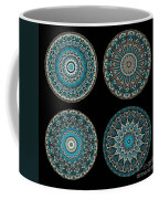 Kaleidoscope Steampunk Series Montage Coffee Mug