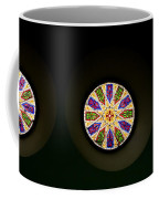 Kaleidoscope Window  Coffee Mug