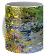 Kanaka Creek In The Fall Coffee Mug