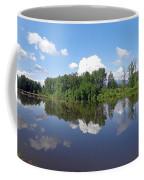 Kanaka Creek Rising - Maple Ridge, British Columbia Coffee Mug