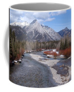 Kananaskis River Coffee Mug