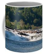 Kanawah Falls I - Spring Coffee Mug