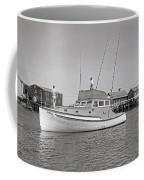 Kandy Of Barnstable Harbor 1950's Coffee Mug