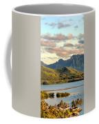 Kaneohe Bay Panorama Mural 1 Of 5 Coffee Mug