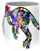 Kangaroo 2 Coffee Mug