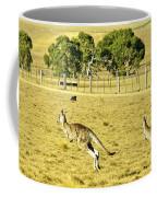 Kangaroo Hop Coffee Mug